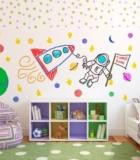 Детская комната мальчика
