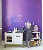 Меловая стена в детской