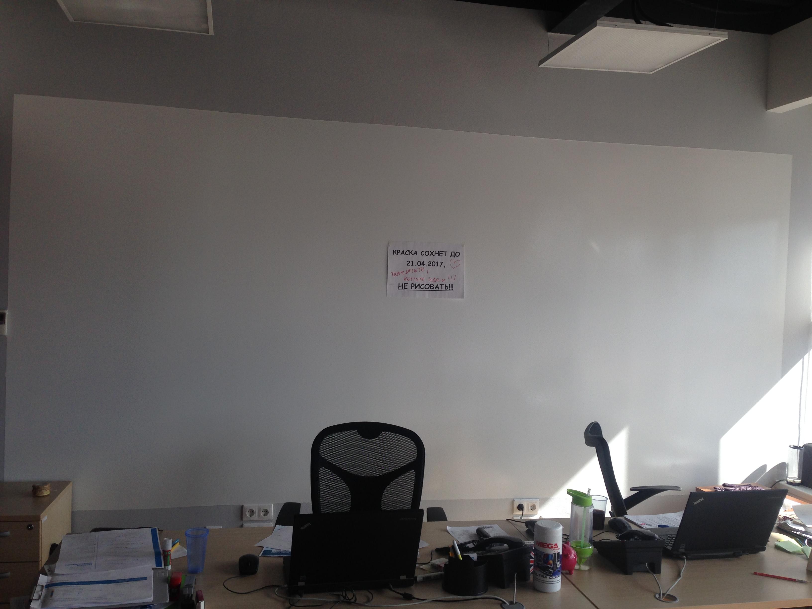 Шпаклевка стен в комнате дизайн