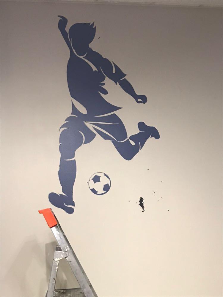 Покрасить стены магнитной краской