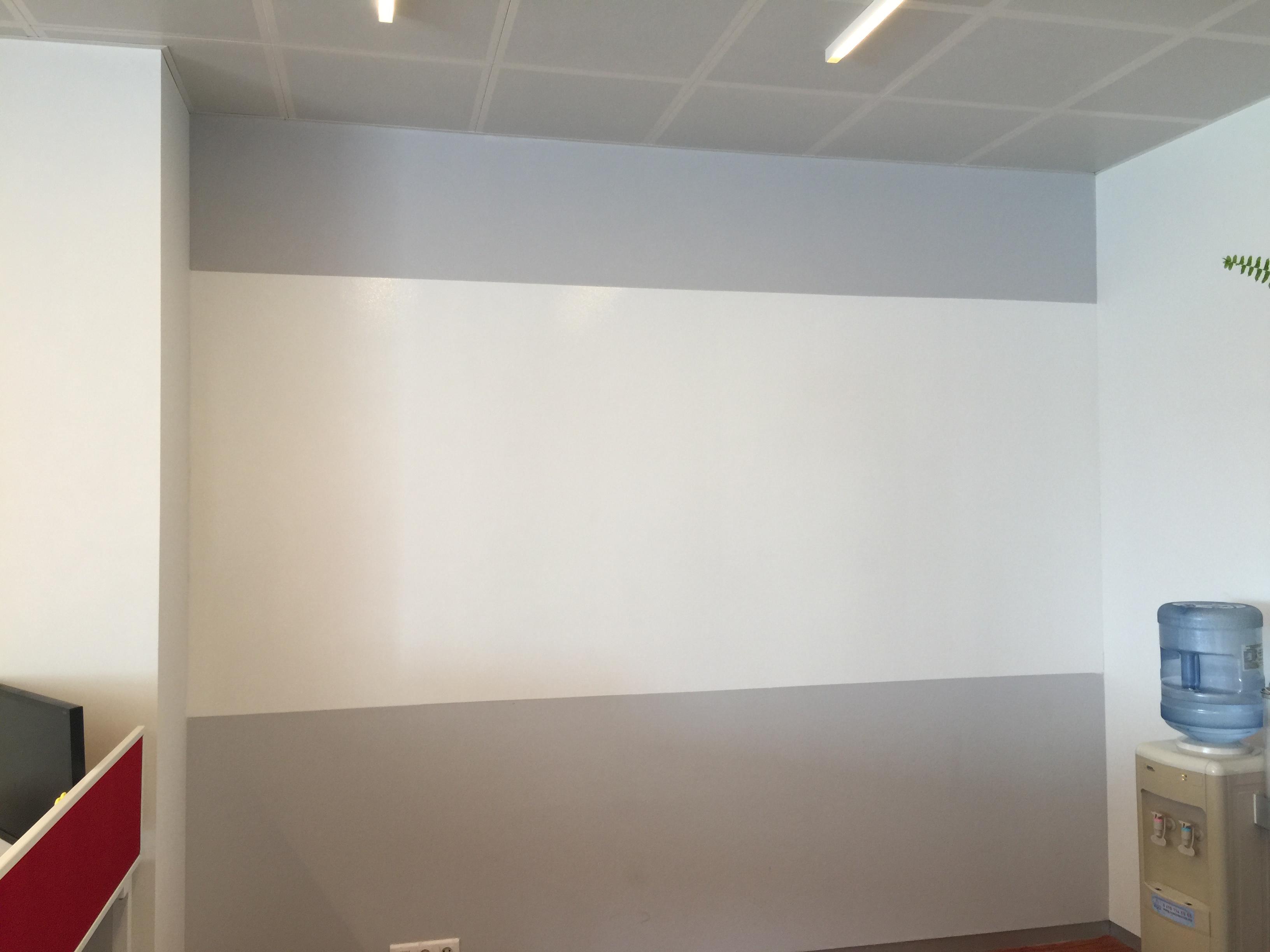 Переделанная маркерная стена