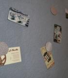 Магнитная поверхность на стенах