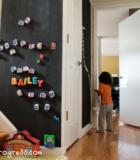 Магнитная краска для детского творчества