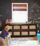 грифельное в Детской комнате