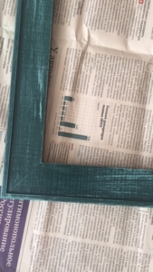Рама для магнитной краски