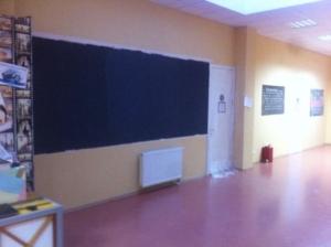Магнитная краска в школе президент на рублевке