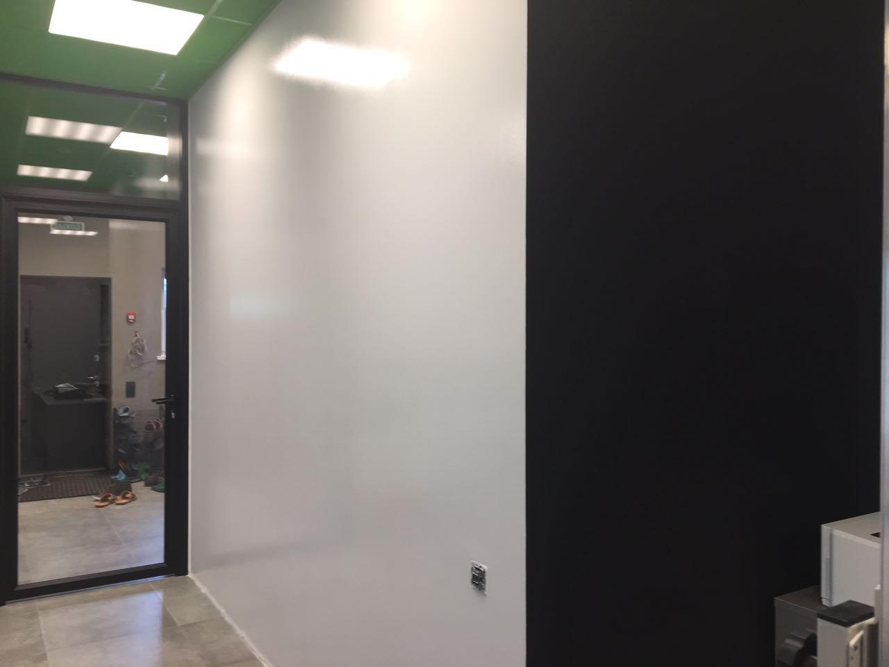 Магнитно маркерная стена в Екатеринбурге