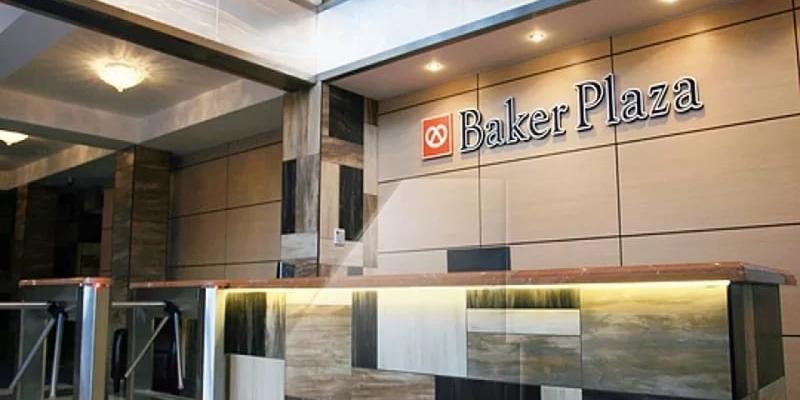 Baker plaza