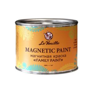 Магнитная краска Le Vanille Family Paint