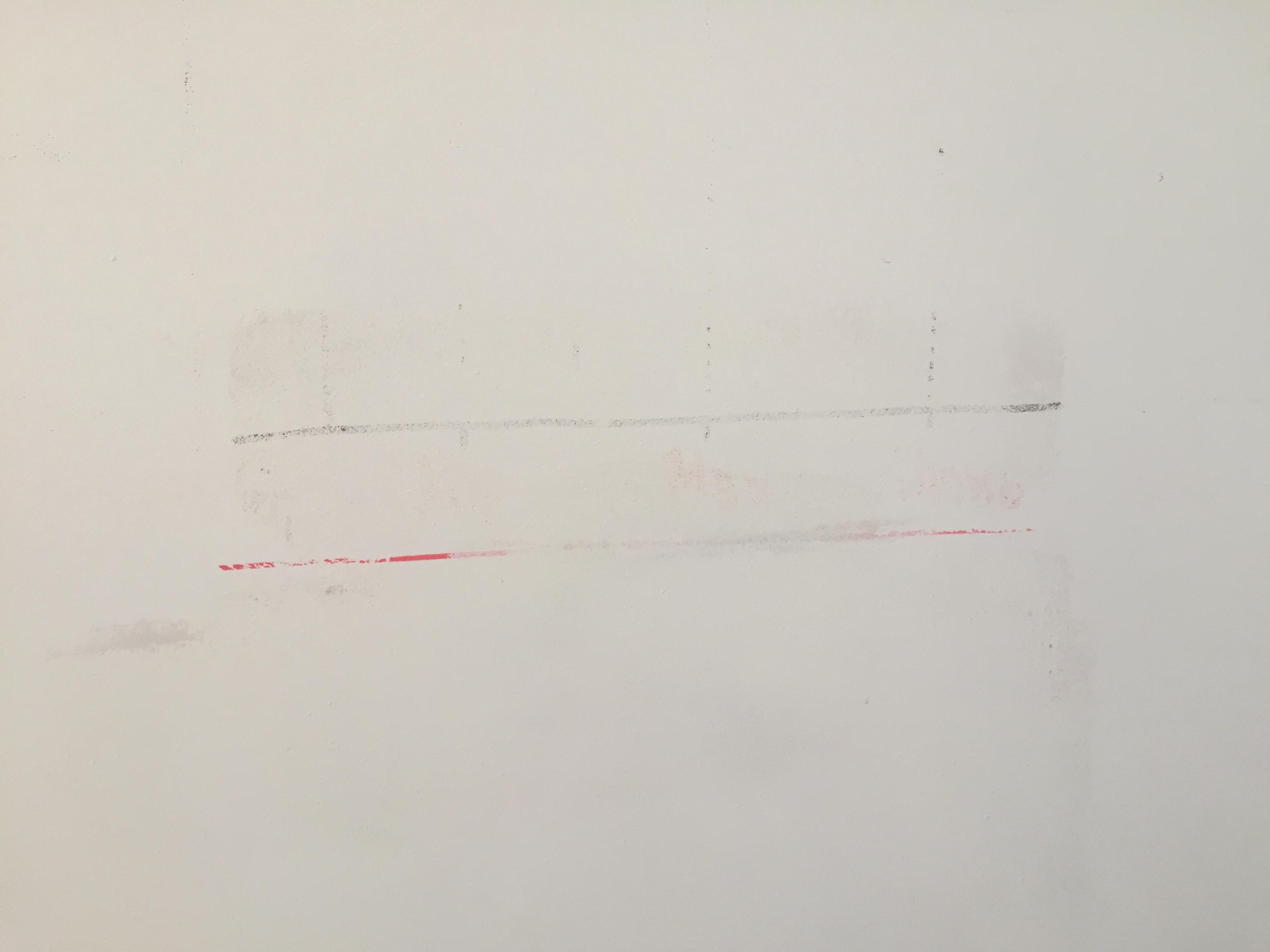 Не стираются маркеры на маркерной стене