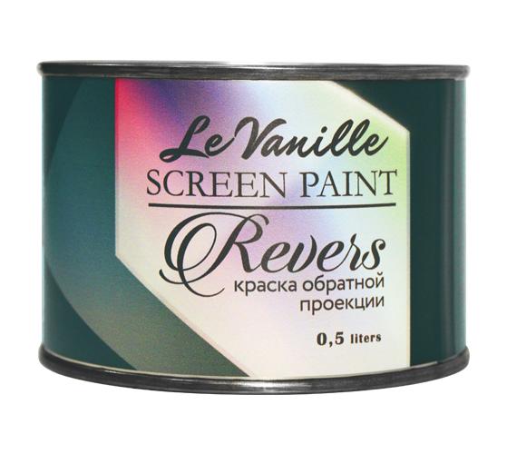 Краска для обратной проекции