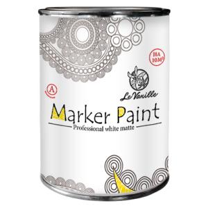 Матовая маркерная краска