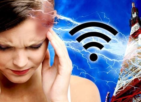 Воздействие электромагнитных излучений