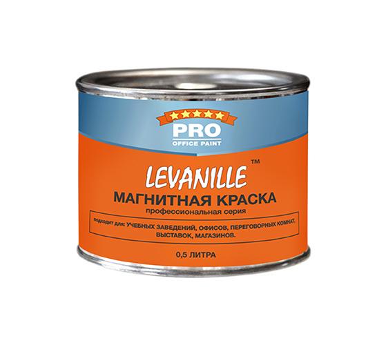 Магнитная краска Le Vanille PRO